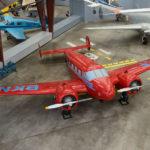 Beechcraft S18D